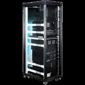 Мультирум - серверная стойка