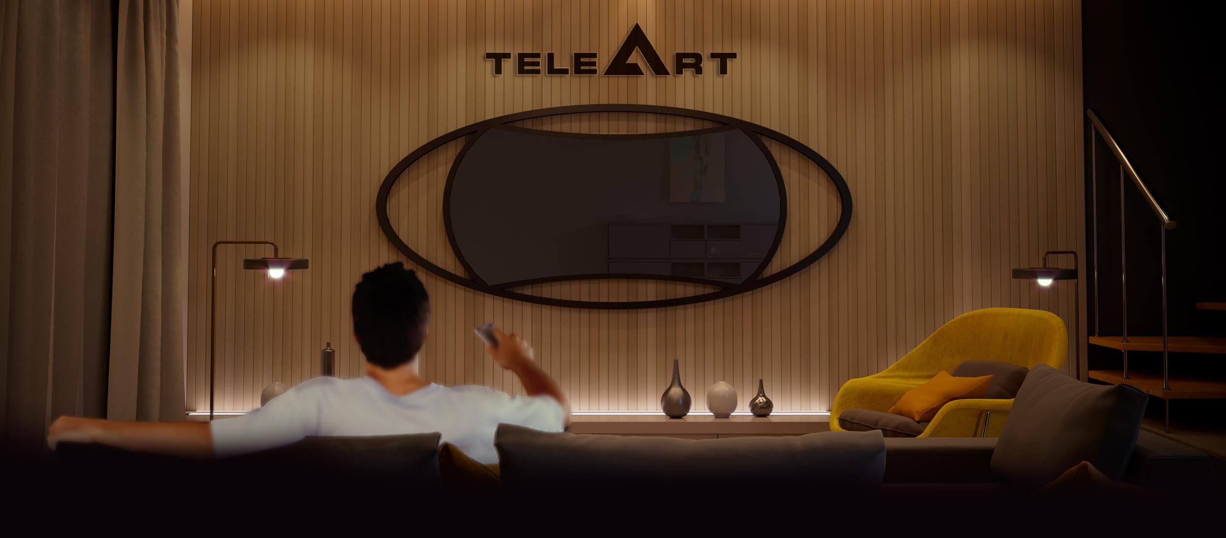 Встроенные телевизоры, мультимедиа, умный дом Tele-Art