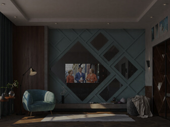 Встроенные телевизоры Tele-Leto