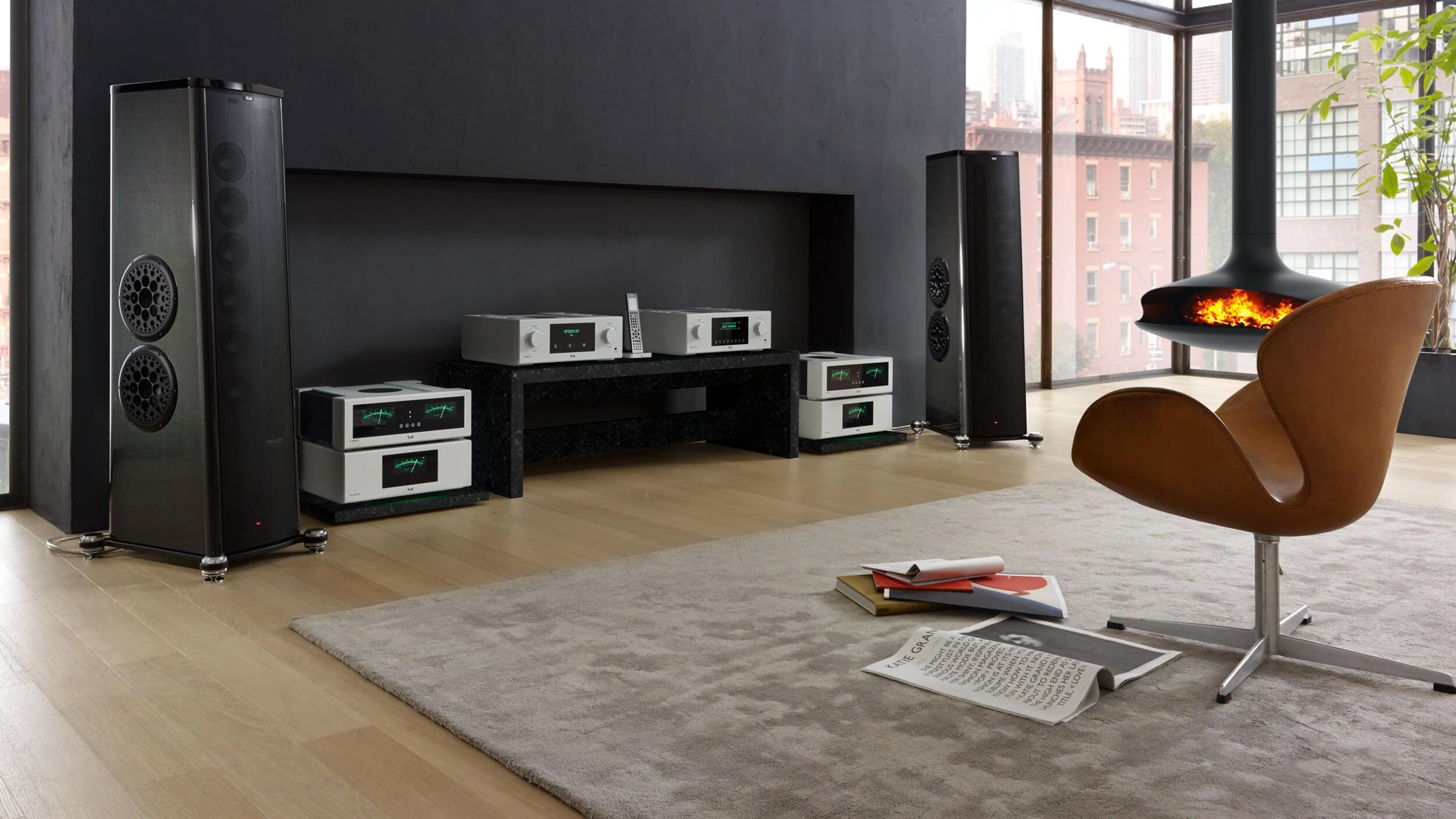 Аудио системы для дома