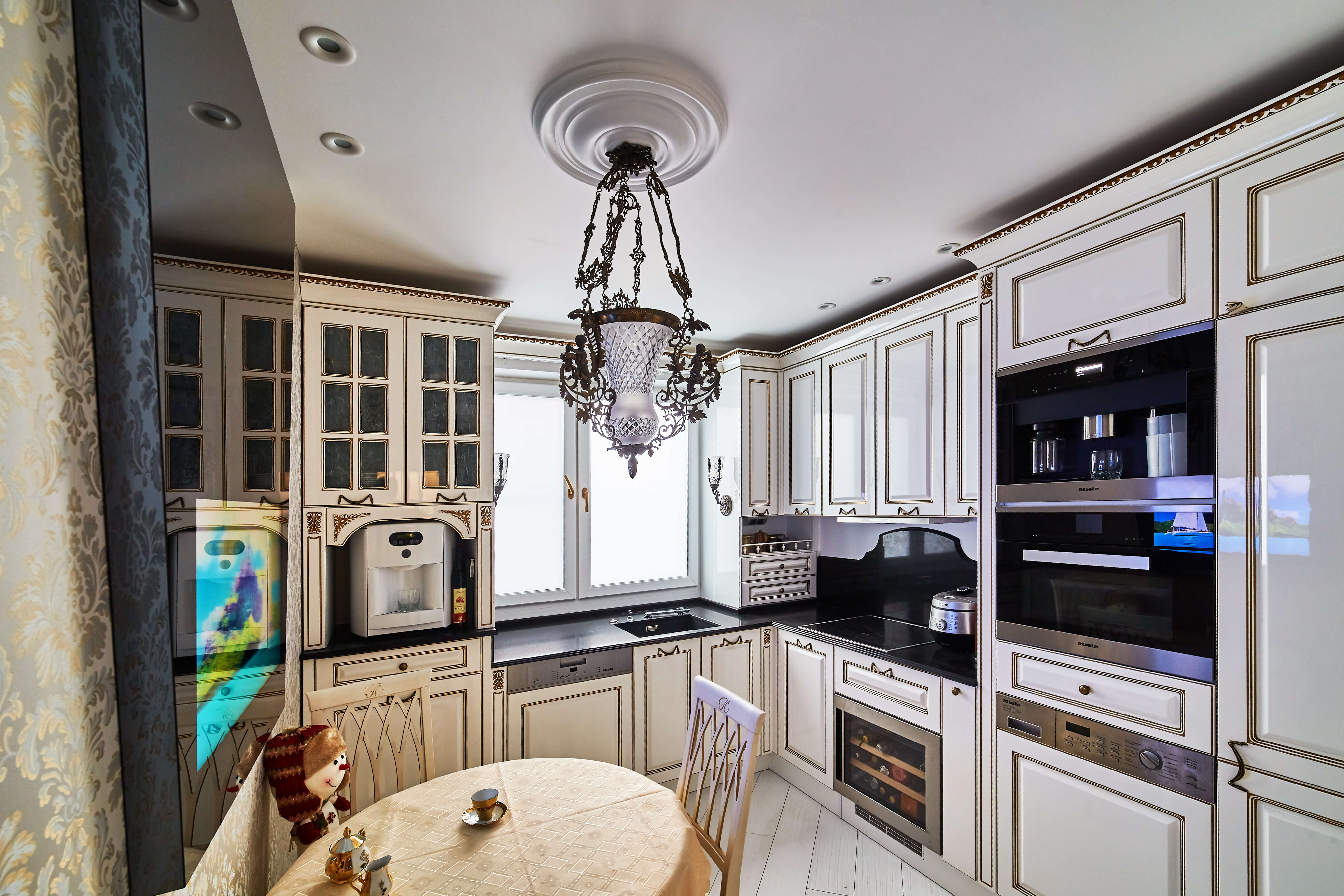 Телевизор на кухню 3