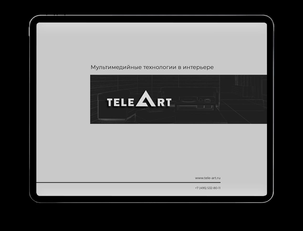 KATALOG Tele-Art