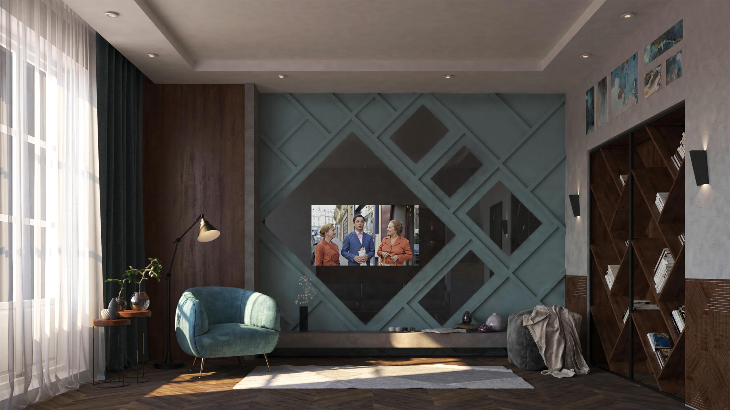 Встроенные телевизоры из линейки Tele-Leto