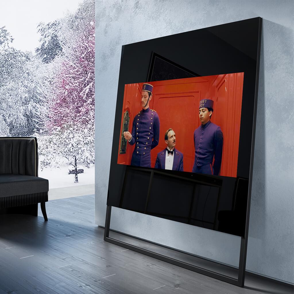 Встроенный телевизор Tele-Art Q70SM