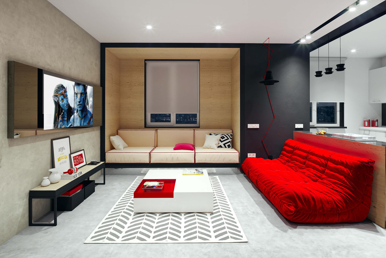 Зеркальный телевизор Tele-Art Q6W полная версия