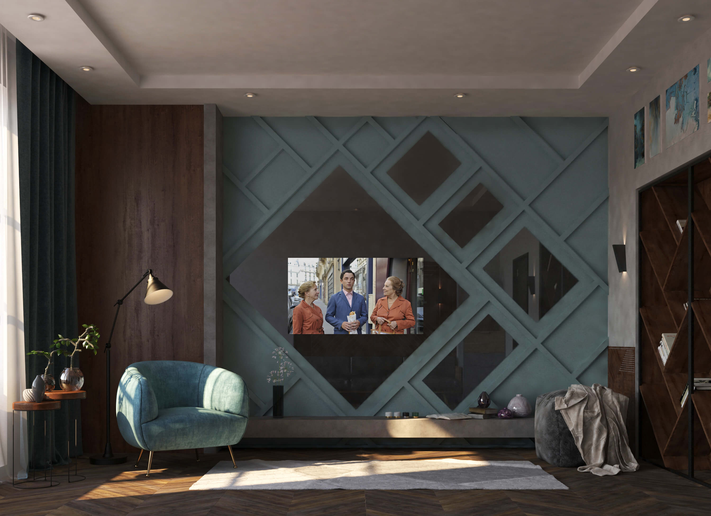 зеркальные телевизоры Tele-Art в гостиную