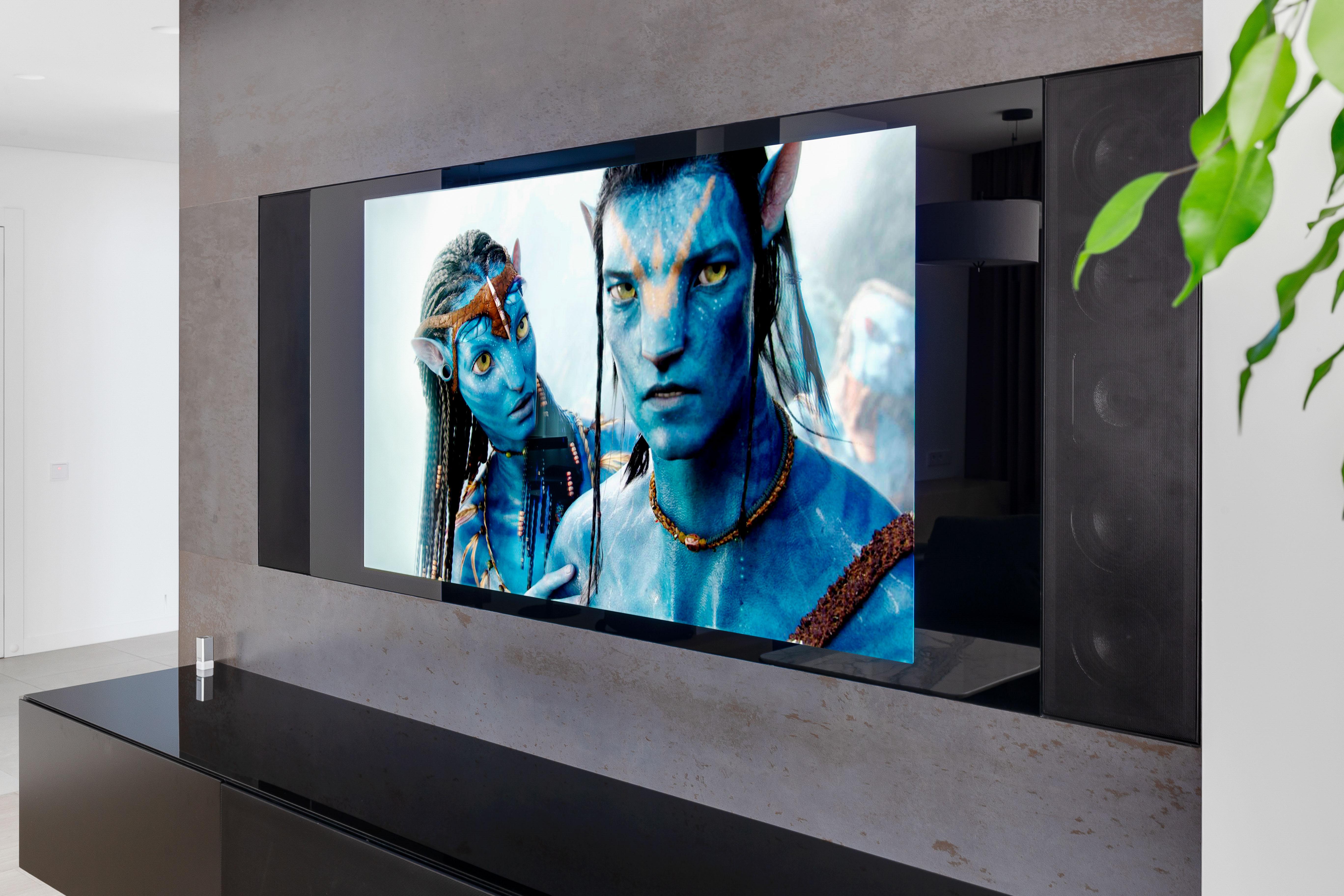 Дизайнерские зеркальные телевизоры