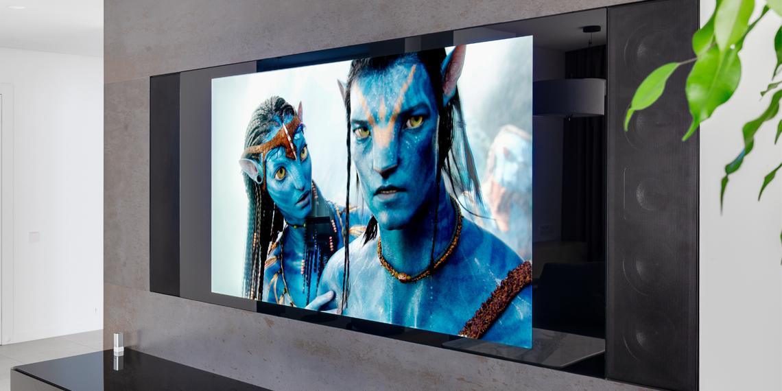 Встроенный зеркальный телевизор Tele-Art