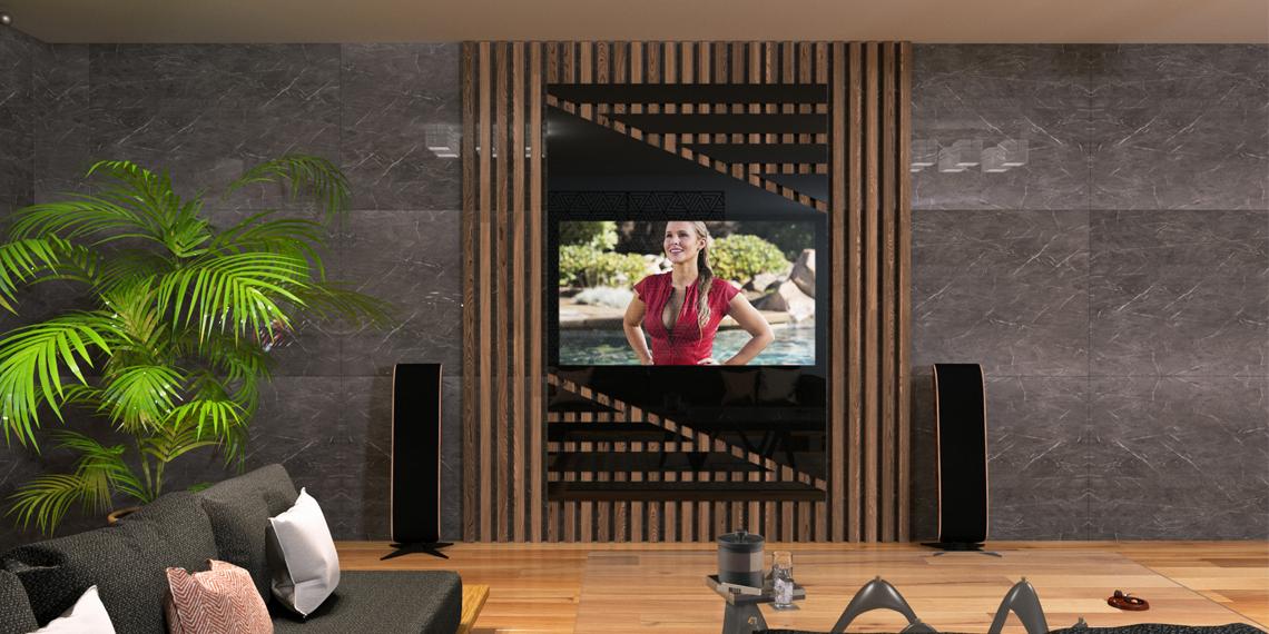 Дизайнерский телевизор