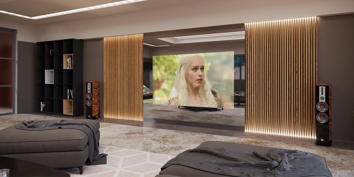 Дизайнерский телевизор Tele-Art 85