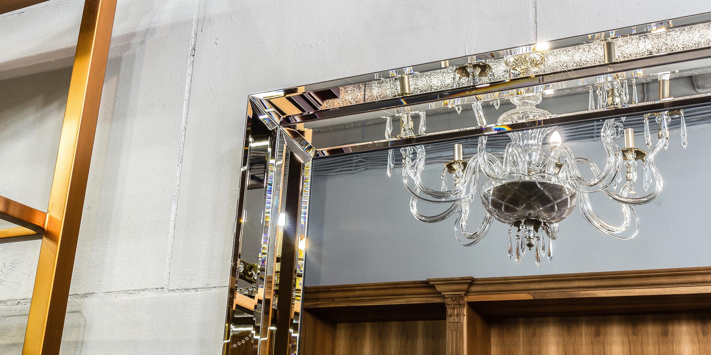 Дизайнерский зеркальный телевизор Tele-Art