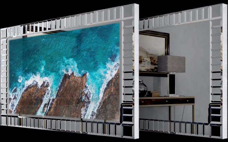 Премиум телевизор Tele-Art Royal Frame